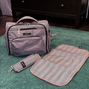 JuJuBe B.F.F. Diaper Bag in The Queen of the Nile